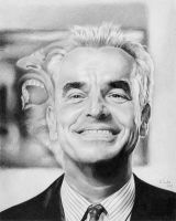 Twin Peaks Leland Palmer Ray Wise by kswistak