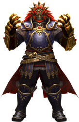 Ganondorf - Biography by KingofSupremeChaos