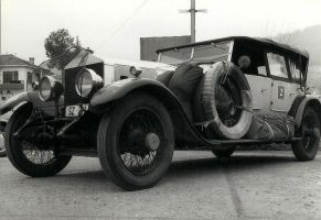 rr silver ghost by thsesme