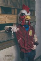 Hotline Miami by Andivicosplay