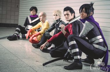 One Punch Man by blue-ly