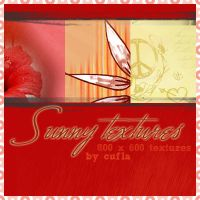 Sunny textures by Cufla