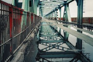 The old bridge 02 by klopmaster