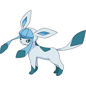Glaceon Ref by Dream-Paint