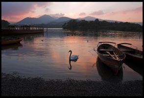 Evening Calm by bongaloid
