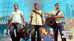 Grand Theft Auto V by stalkersdxx