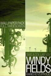 Windy Fields - Collab Wall by mauricioestrella