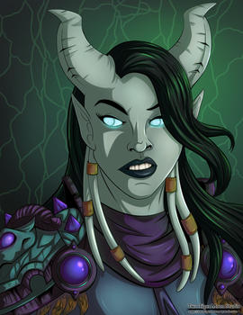Katch the Plagued by TwoTigerMoon