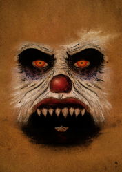 The Curse of Pennywise - Color by amazinglostmc