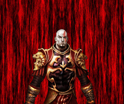 Kratos by In94Hours