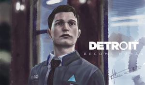 Connor by Nik-Wai