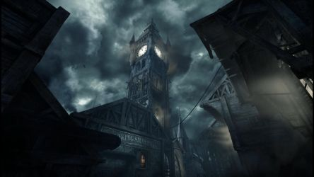 Bell tower live wallpaper by ice-wind-wolf