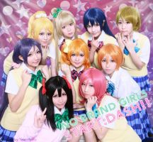 Love Live! by multipack223