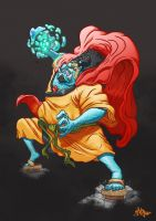 Warlord Jinbe by MFMugen