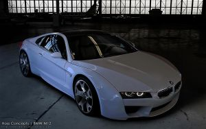BMW M12 Concept by Hossworks