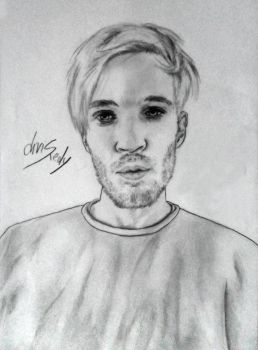 PewDiePie - Fabulous by chriscastielredy