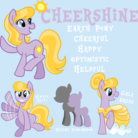 Cheershine Reference Sheet by Maddymoiselle