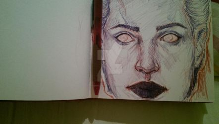 I Included A Nose by feministmedusa
