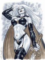 Lady Death by mrno74