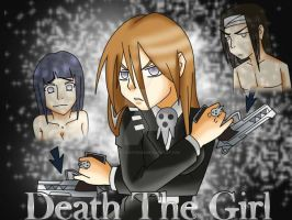 Death the Girl by KaitouHyuuga