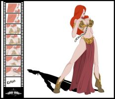 Commission: Jessica Rabbit by FreeWingsS