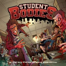 Student Bodies - Cover Art by blitzcadet