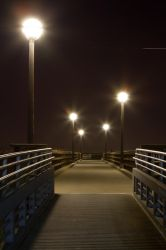 Oyster Point Pier by dpierce1313