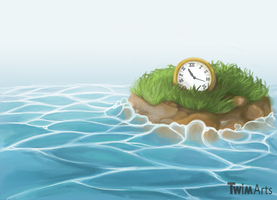 Ocean'Clock by Maybellez