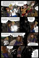 COMMISSION: Scooby Doo in Reaper Madness 04 by letiprincess