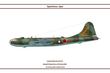 Fantasy 922 B-29 Japan by WS-Clave