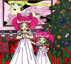Merry Christmas 2008 by Magical-Mama