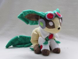 Leafeon Gumi cosplay