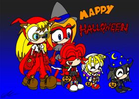Happy Halloween 2005 by EUAN-THE-ECHIDHOG