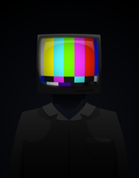 Television (Non- Animated) by TheRetroArtist