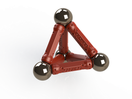 GEOMAG Pyramid 3D model by Jetstorm-477
