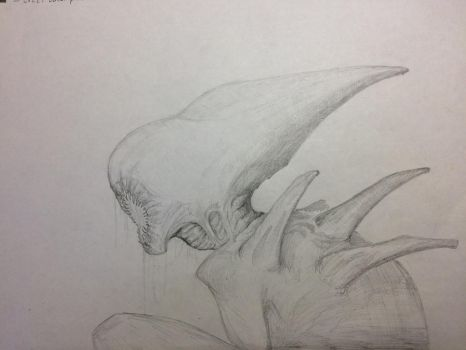The Neomorph  by TheCraftySnail
