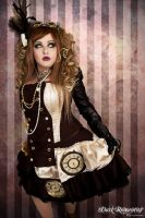 Clockwork Doll by darkromantics