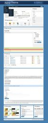 Admin Panel Template by rzepak