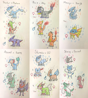 PKMNation:: Six in One (Closed!) by Dianamond