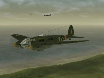 Luketopian Air Force in Action by Grand-Lobster-King