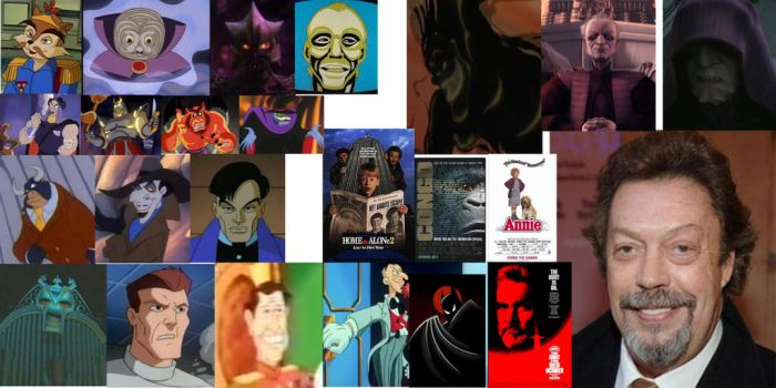 Tim Curry Voices and Roles by JDayton