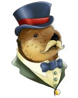 Theodore The Otter by dippydude