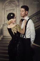 vintage couple No.3 by snottling1