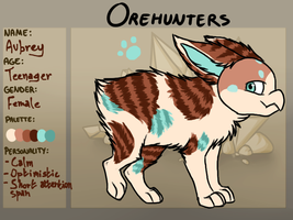 Aubrey Registration Sheet by SpitfiresOnIce