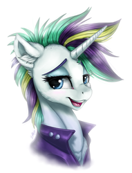 Rocking this mane (avaliable as shirt) by GaelleDragons