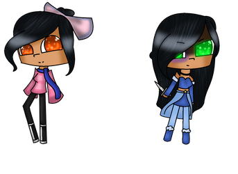 {Group Collab} Aphmau-Emerald Secret by MinecraftLovesMedi