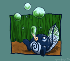 Poliwag in Color