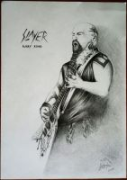 Kerry King by Toxinman
