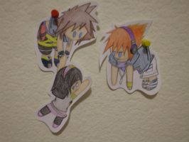Paperchild - Neku, help her too by chihano14