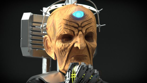 Davros 2.0 by Davros-the-2nd
